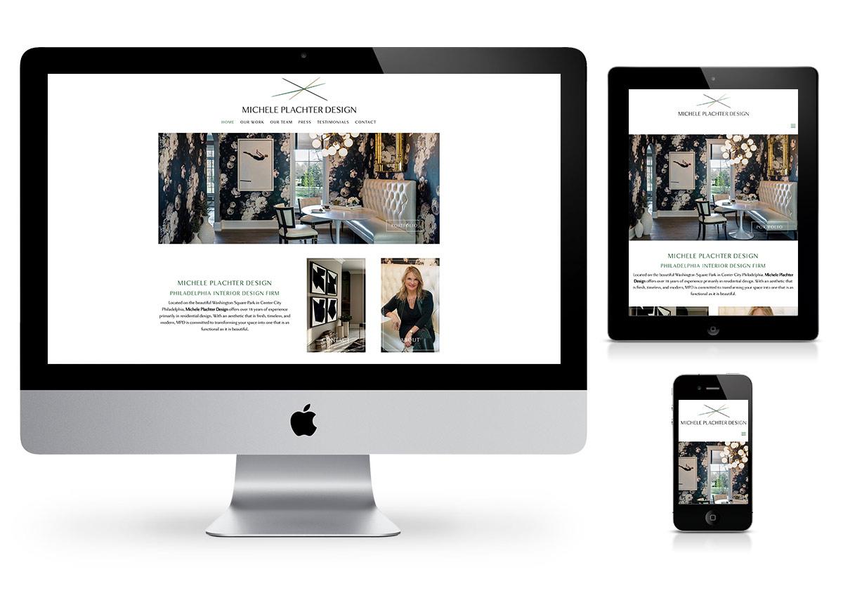 Web Design in Hudson Valley - Interior Design Website